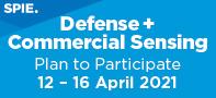 SPIE Defense + Commercial Sensing 2021