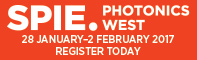 SPIE PHOTONISC WEST 2017